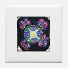 """""""Butterfly Morning"""" Tile Coaster"""