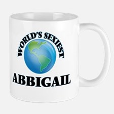 World's Sexiest Abbigail Mugs