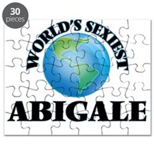 World's Sexiest Abigale Puzzle