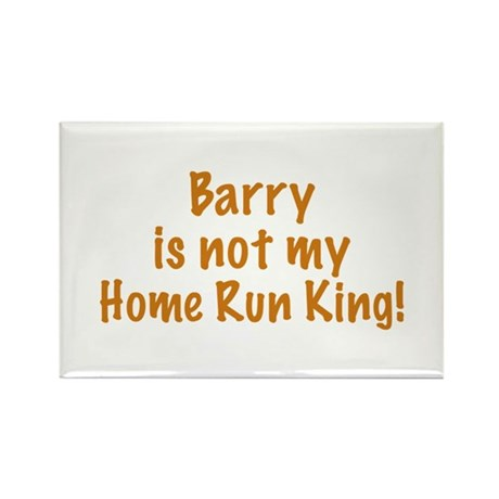 Barry Not King Rectangle Magnet