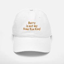 Barry Not King Baseball Baseball Cap