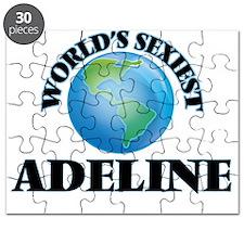 World's Sexiest Adeline Puzzle