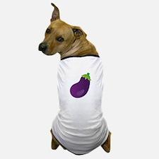 Eggplant Dog T-Shirt