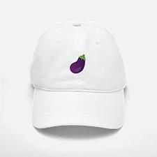 Eggplant Baseball Baseball Baseball Cap