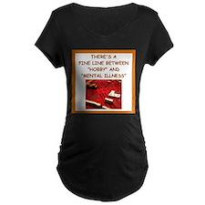 mahjong Maternity T-Shirt