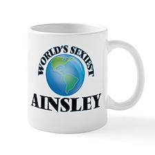 World's Sexiest Ainsley Mugs