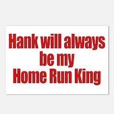 Hank Home Run Postcards (Package of 8)