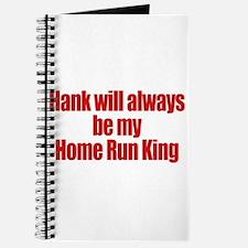 Hank Home Run Journal
