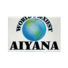 World's Sexiest Aiyana Magnets