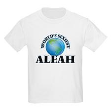 World's Sexiest Aleah T-Shirt