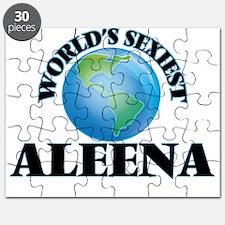 World's Sexiest Aleena Puzzle