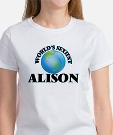 World's Sexiest Alison T-Shirt