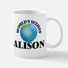 World's Sexiest Alison Mugs