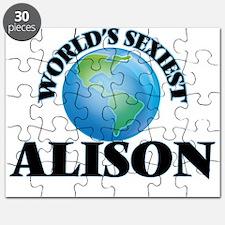 World's Sexiest Alison Puzzle