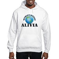 World's Sexiest Alivia Hoodie