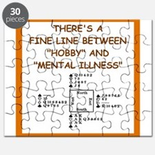 duplicate bridge Puzzle