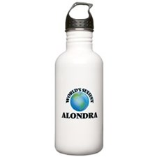 World's Sexiest Alondr Sports Water Bottle