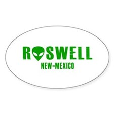 Cute Roswell Decal