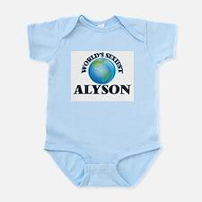 World's Sexiest Alyson Body Suit