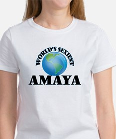 World's Sexiest Amaya T-Shirt