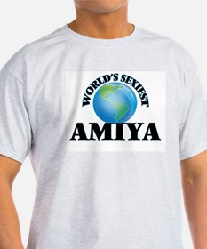 World's Sexiest Amiya T-Shirt