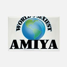World's Sexiest Amiya Magnets