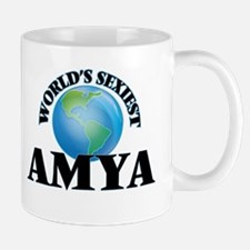 World's Sexiest Amya Mugs