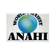 World's Sexiest Anahi Magnets