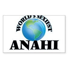 World's Sexiest Anahi Decal