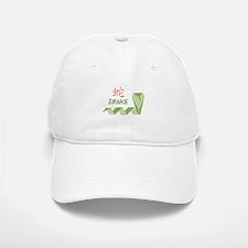 Chinese Snake Symbol Baseball Baseball Baseball Cap