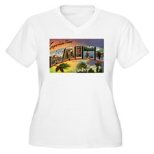Greetings from Maine T-Shirt