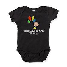 Balloons full of farts Humor Baby Bodysuit