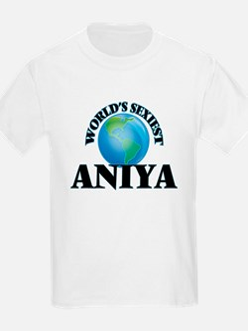 World's Sexiest Aniya T-Shirt