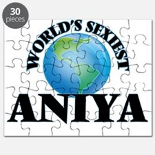 World's Sexiest Aniya Puzzle