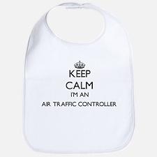 Keep calm I'm an Air Traffic Controller Bib