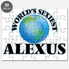 World's Sexiest Alexus Puzzle