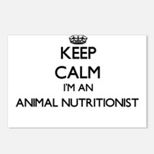 Keep calm I'm an Animal N Postcards (Package of 8)