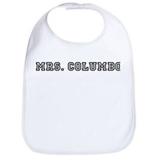 Mrs. Columbo Bib