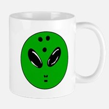 Alien Bowling Ball Mugs