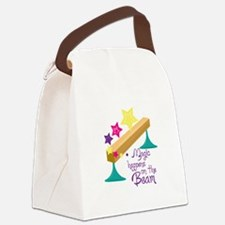 Magic Balance Beam Canvas Lunch Bag