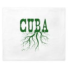 Cuba Roots King Duvet