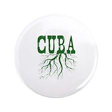 "Cuba Roots 3.5"" Button (100 pack)"