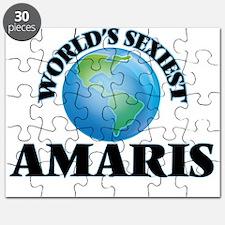 World's Sexiest Amaris Puzzle