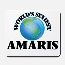 World's Sexiest Amaris Mousepad