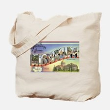 Greetings from Mississippi Tote Bag