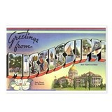 Mississippi Postcards