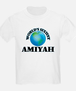 World's Sexiest Amiyah T-Shirt