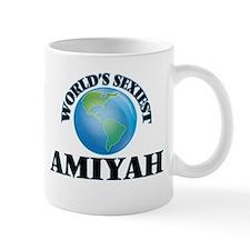 World's Sexiest Amiyah Mugs