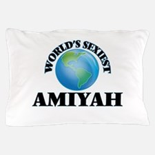 World's Sexiest Amiyah Pillow Case