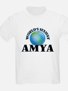 World's Sexiest Amya T-Shirt